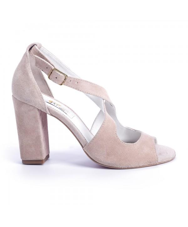 Sandale comode crem 1711