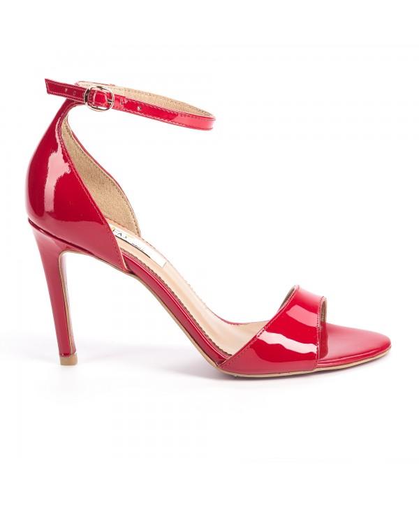 Sandale elegante rosii 1712