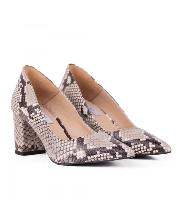 Pantofi eleganti sarpe 1714