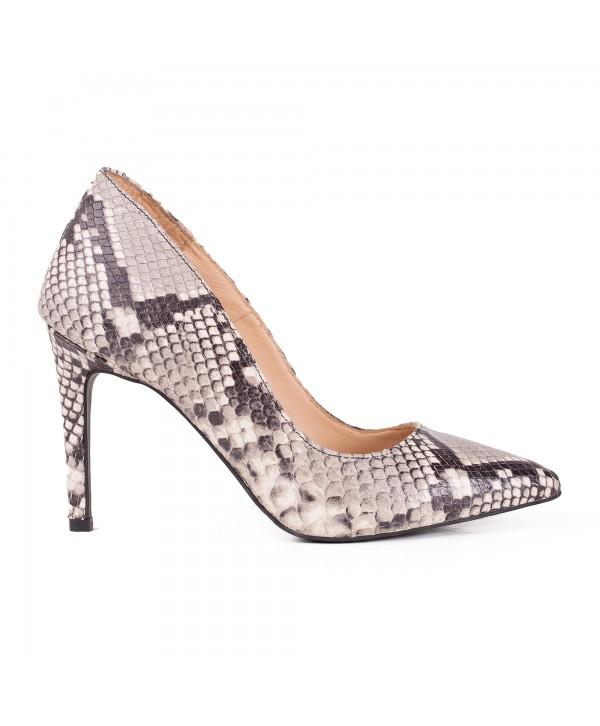 Pantofi eleganti sarpe 1716
