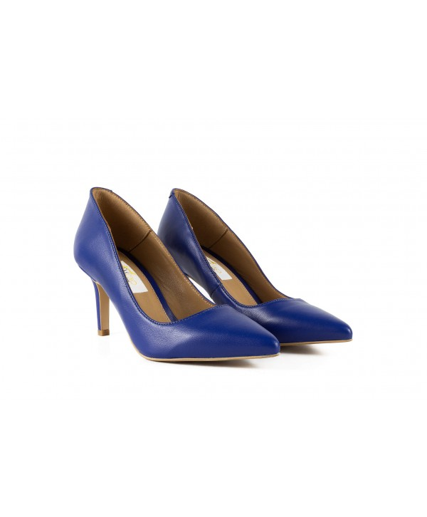 Pantofi eleganti albastri 1721