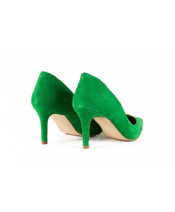 Pantofi eleganti verzi 1721