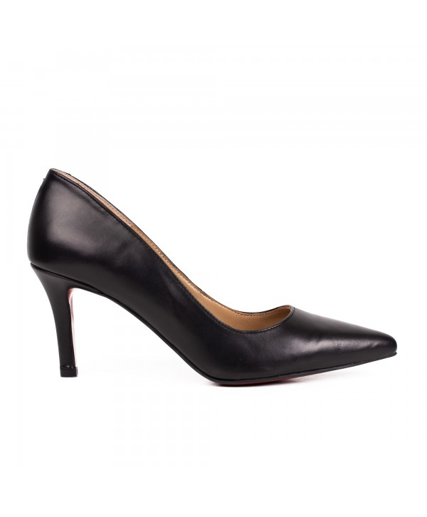 Pantofi eleganti negri 1721