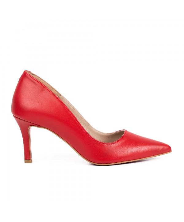 Pantofi eleganti rosii 1721