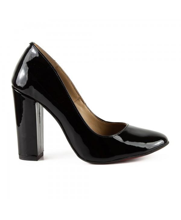 Pantofi eleganti negri 1722