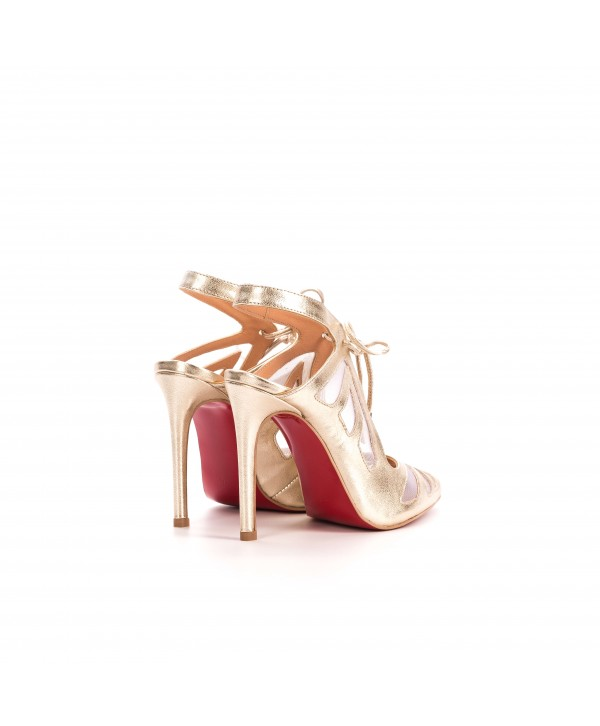 Pantofi deosebiti aurii 1802