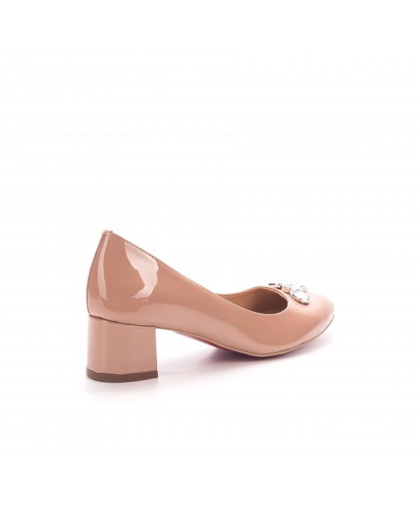 Pantofi comozi crem 1804