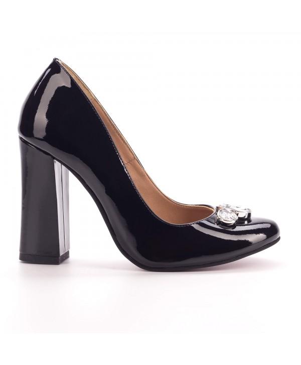 Pantofi eleganti negri 1805