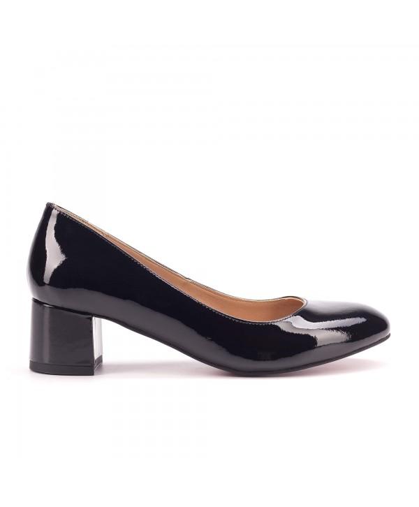 Pantofi comozi negri 1806