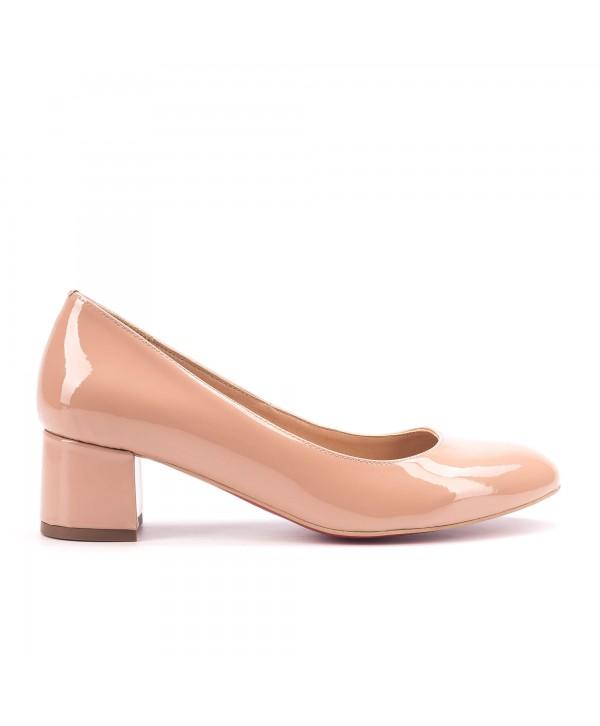Pantofi comozi crem 1806