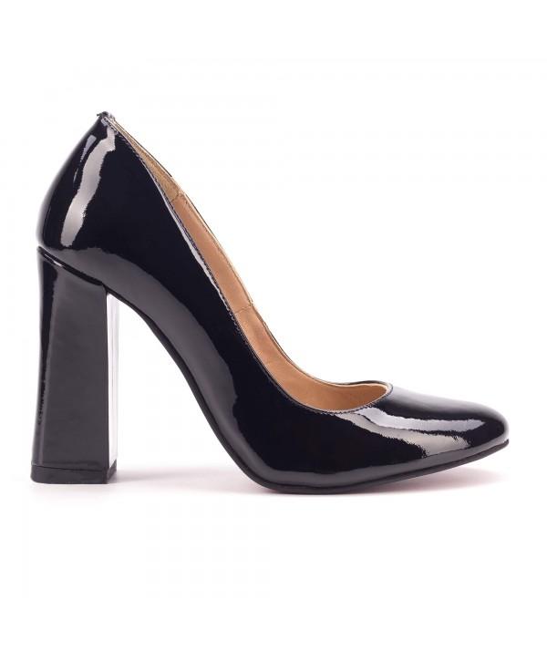 Pantofi eleganti negri 1807
