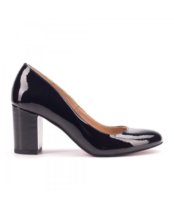 Pantofi eleganti negri 1808