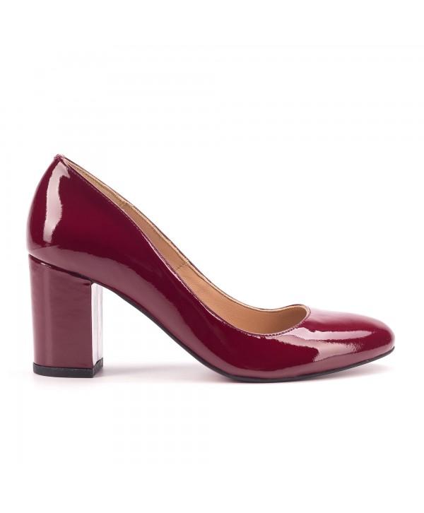 Pantofi eleganti visinii 1808