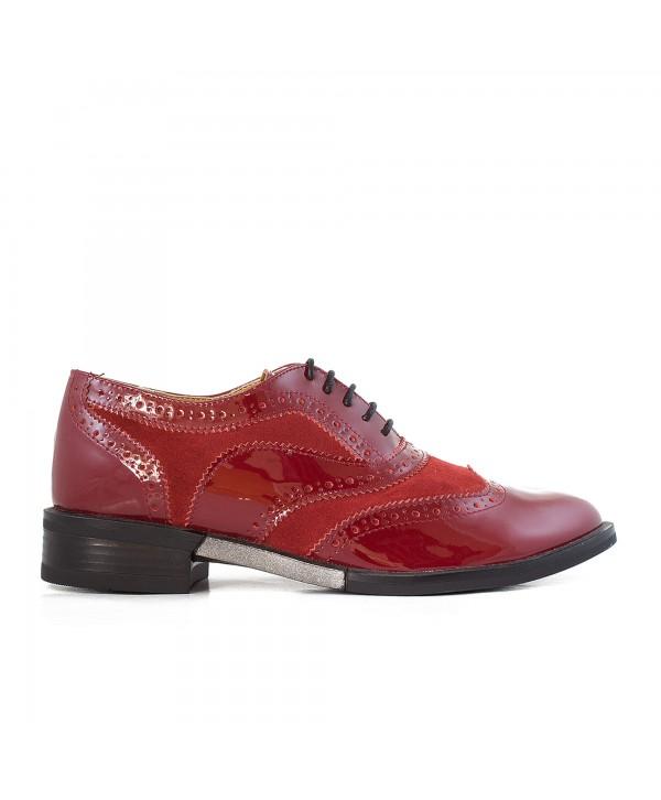 Pantofi oxford visinii 1810