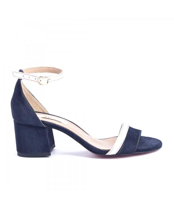 Sandale elegante albastre 1812