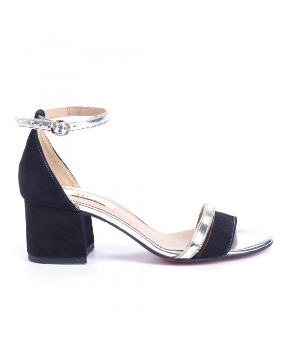 Sandale elegante negre 1812