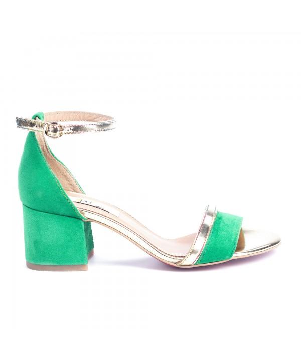 Sandale elegante verzi 1812