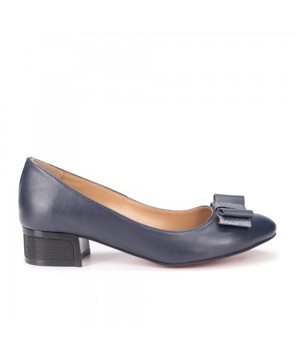 Pantofi eleganti albastri 1813