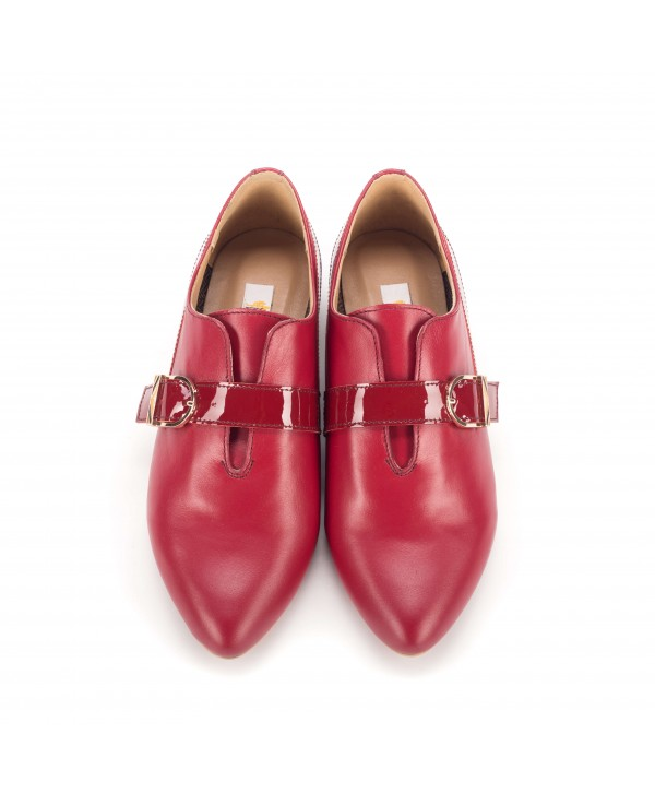 Pantofi eleganti rosii 1850