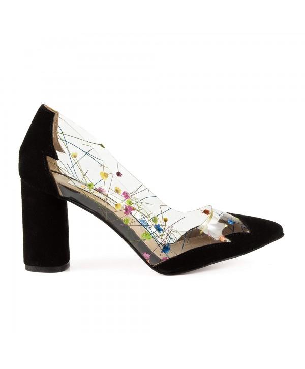 Pantofi eleganti negri 1902
