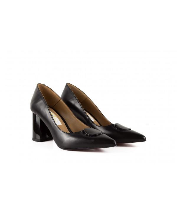 Pantofi eleganti negri 1904