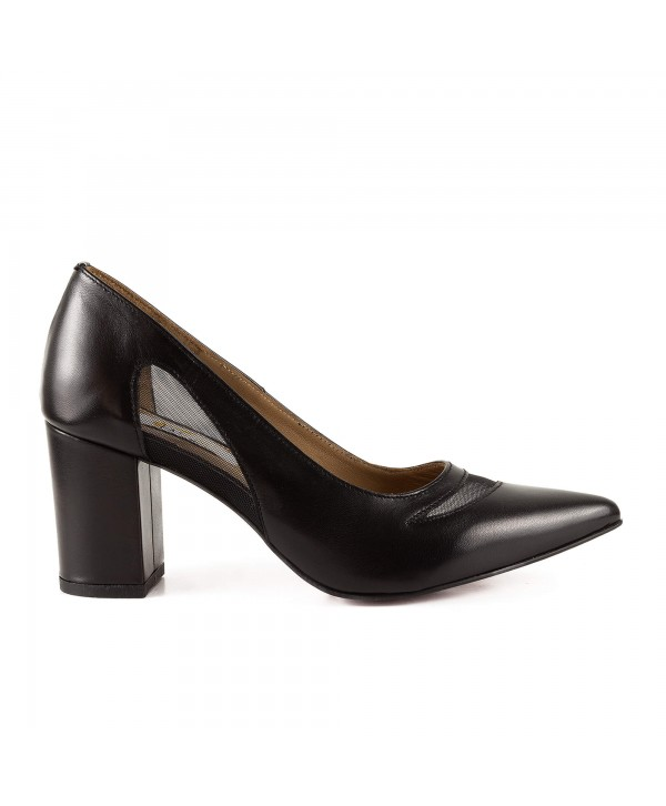 Pantofi eleganti negri 1911