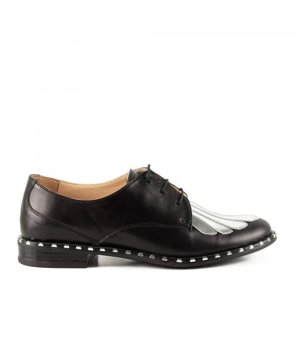 Pantofi oxford negri 1912