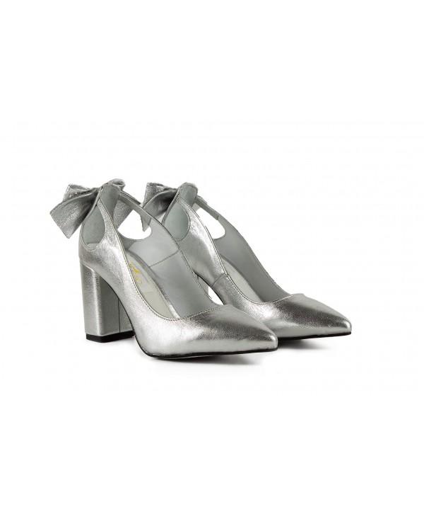 Pantofi eleganti gri 1913