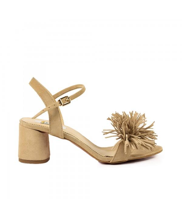 Sandale elegante crem 1928