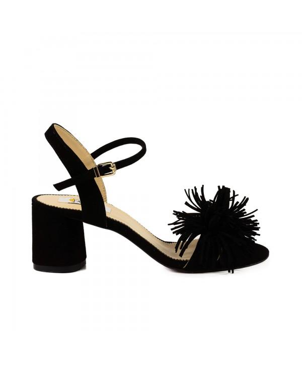 Sandale elegante negre 1928