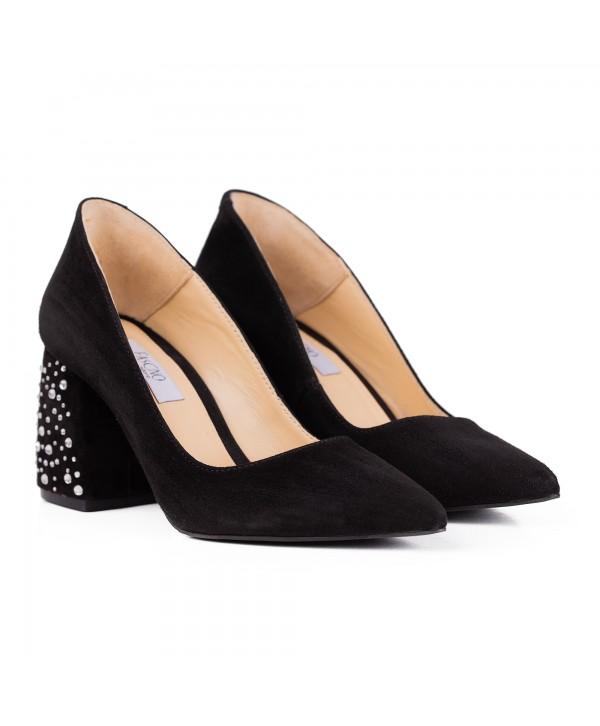 Pantofi eleganti negru 2004