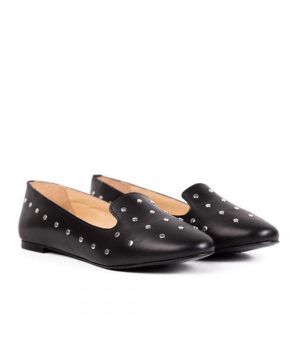 Pantofi comozi negri 2007