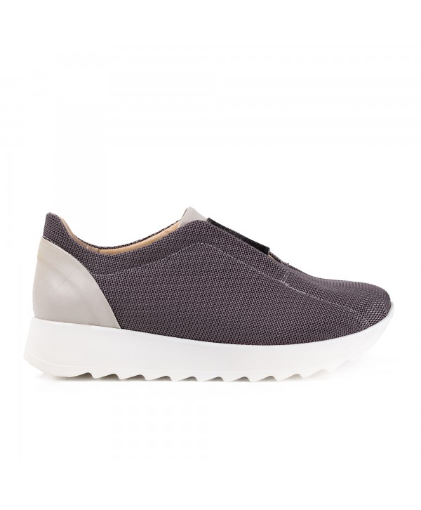 Pantofi sport gri inchis 2020