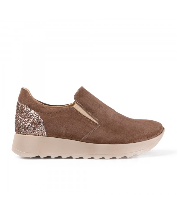 Pantofi sport taupe 2021