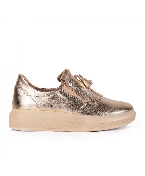 Pantofi sport aurii 2027