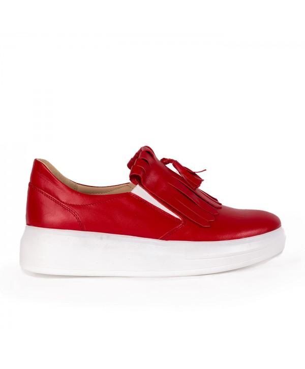 Pantofi sport rosii 2027