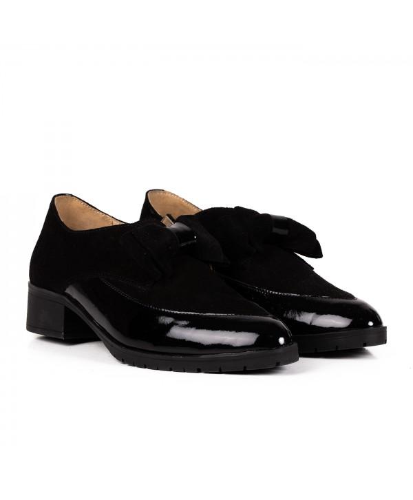 Pantofi eleganti negri 2030