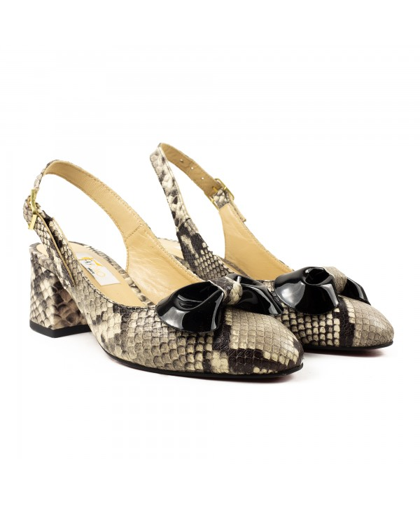 Pantofi eleganti albi 1721