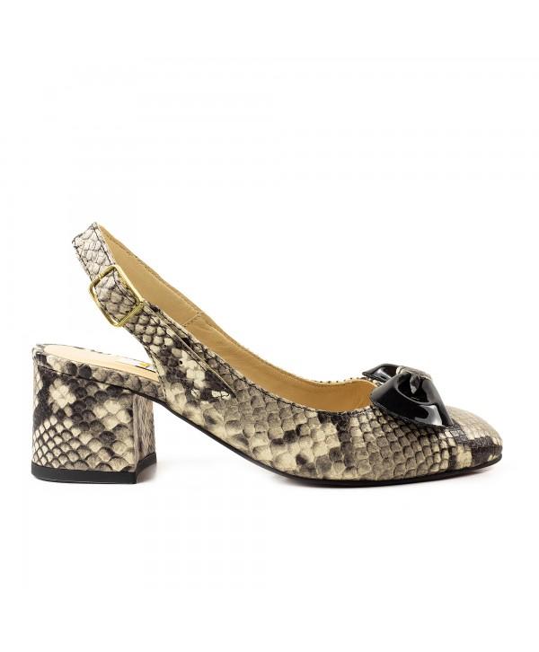 Pantofi eleganti bordo 1721