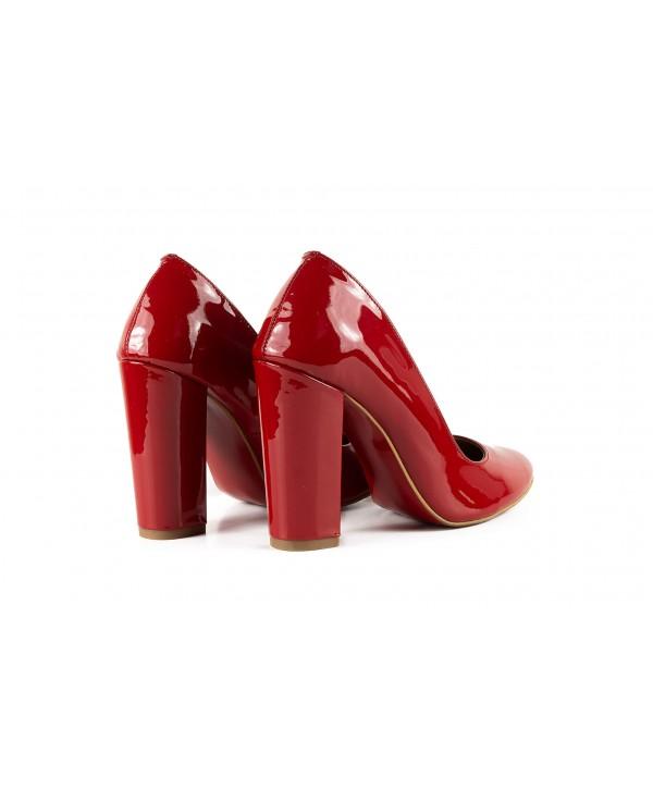 Pantofi eleganti rosii 1722