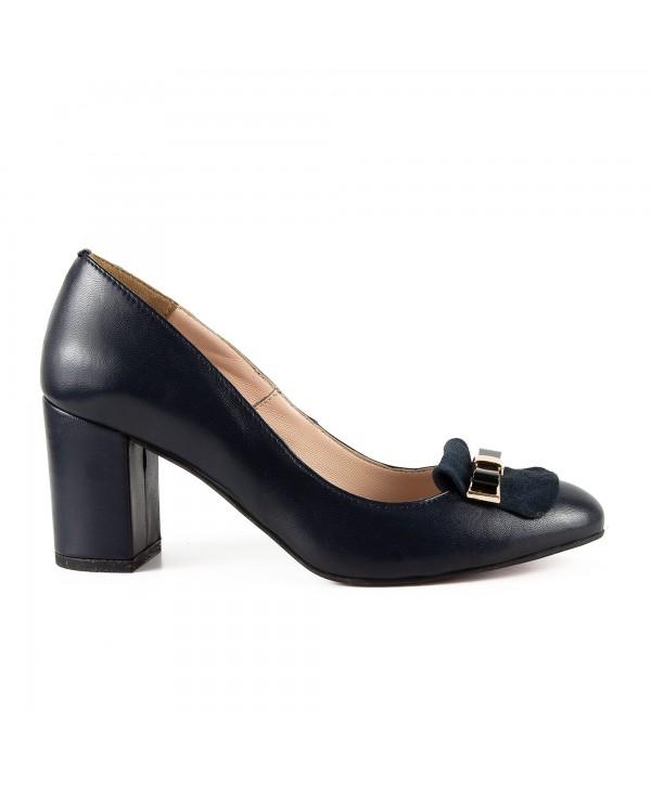Pantofi eleganti albastri 1703