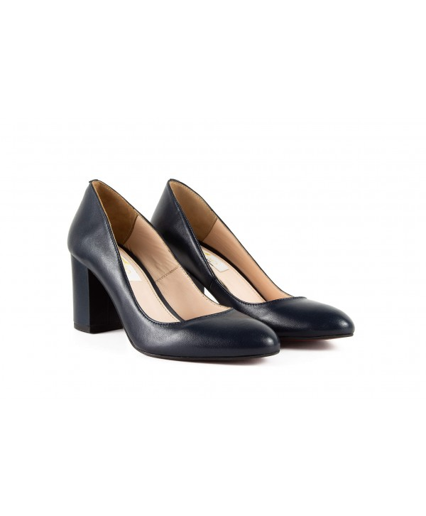 Pantofi eleganti albastri 1704